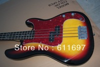 2014 new arrival + factory + FD Precision bass guitar FD precision bass electric guitar strings thru body precision jazz bass
