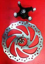 KR-11 Outdoor  riding mountain bike cross-country BB5 disc brake disc sets , brake slicer equipment configuration
