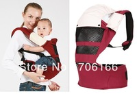 Newest breathable   baby carrier, cotton hipseat, china post air mail FREE SHIPPING