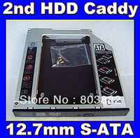 NEW 2nd HARD DISK DRIVE HDD Caddy Bay for HP ProBook 4320t 4325s 4420s 4425s series laptop