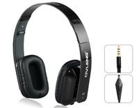 OVLENG X2 Hi-Fi Stereo Headphone with 3.5mm Plug & 1.2m Flat Cable (Black)