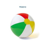 Intex 40cm beach ball 59010 transparent ball inflatable ball