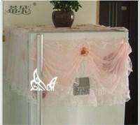 Quality refrigerator twinset refrigerator cover towel refrigerator dust cover