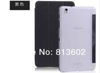 Tri-Fold Stand Slim Smart Case Cover For Samsung Galaxy Tab Pro 8.4 T320 Sleep/ Wake Function Via Free DHL. High Quality