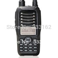 Free Shipping Dual Band Two Way Radio WH668 VHF136-174MHz/UHF400-470MHz Walkie Talkie 10km,Portable/ham/amateur radio set