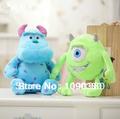 One Pair 22CM Monsters University Plush Toys For Children Lifelike Baby Doll House Stuffed Cartoon Figure