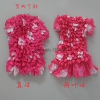 Girls flowers T-shirt 5pcs/lot  many kinds of color blouse 1~13 years