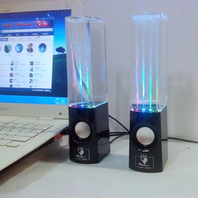 Crystal speaker novelty gift birthday gift(China (Mainland))