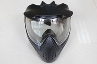 Soft rubber Mask with double lenses for outdoor sports