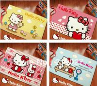 Free shipping Hello Kitty Anti Slip floor mat slip-resistant Door mat /carpet mats /rug mat 60X40CM 4pcs/lot