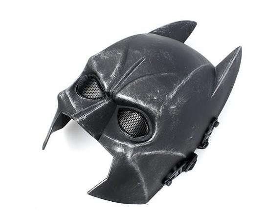 Wii TPU cord Batman mask TY005-OB (Old Treatment Black) face mask free shipping(China (Mainland))