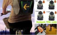 2014 NEWEST BICYCLE LED INDICATORS REAR BICYCLE LIGHT BICYCLE TURN Signals INDICATORS REMOTE CONTROL