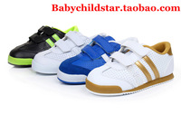 Free shipping!2014 fashion children sports shoes/kid's sneakers/baby shoes/brand shoes/pu leather shoes/children casual sneakers