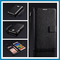 Luxury Genuine Leather Case For Galaxy Note 3 III Flip Case Skin Covers For Samsung Galaxy Note3 Protective Caes