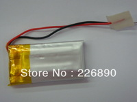 fast shipping 200mAH 3.7V with PCM and wires 5*16*30mm,rechargeable li-polymer battery cell ,samples support,20pcs/lot