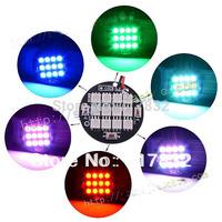 DJI Phantom 12LEDs RGB Night Flight Light Color Head Spotlight