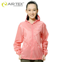 Airtex Woman Outdoor fast drying clothing UV Protection Comfort Super light