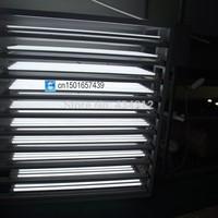0.45m 1.5FT 450mm T8 led tube light 6W 2pcs lot