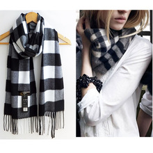 DropShipping High Quality Men's Wrap Scarf Shawl Women's Geometric Infinity Warm Scarf Hot CY0341 FreeShipping