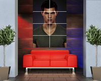 KN05 Taylor Lautner Taylor Daniel 46x 32 inches 116 x 81cm poster H decor huge decals print large photo wall picture home giant