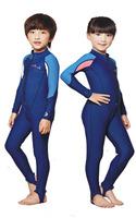 Full Diving Suit for Children/Kids Stinger Suit Dive Skin / Sun Protection Swimwear for Girls or Boys