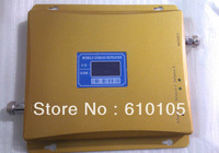 2014 New Dual Band 65dBi 3G GSM Mobile Phone Signal Repeater GSM 3G Booster Amplifier Extender