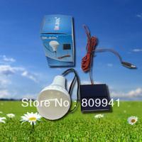 2014 Newest 5w solar led bub solar led lantern with low price