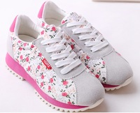 Free shipping wholesale and retail 2014 new Women's sports shoes running shoes size : 35-39  AX76X54