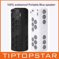 0226 Wireless outdoor waterproof portable speaker Subwoofer TF card Bluetooth speaker Music Player
