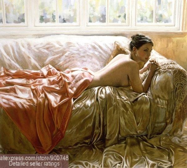 Nude African American Art 8