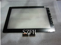 Newest high quality Replace Touch Screen Digitizer glass lens for Sony Tablet S T111 T112 T113 T114 19382Y 080