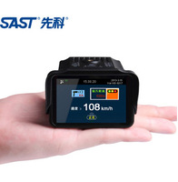 2014 in stock Xianke c6 driving recorder band gps driving recorder one piece machine large screen hd wide-angle  hot