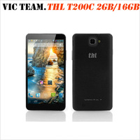 B001 THL T200C Octa core phone 6 inch IPS HD screen 1280x720 MTK6592W 1.7GHz 2GB RAM 16GB ROM Android 4.2 NFC 13.0MP Camera