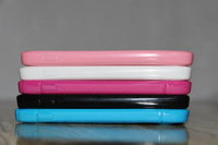 Lenovo S720 Lenovo S720i mobile phone soft-shell silica shell in 5 colors + gift screen protector HK post free shipping