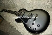 Left Handed Guitar Sliverburst Custom Shop Les Electric Guitar Wholesale Guitars HOT