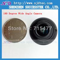 NEW HD Fisheye 180 Degree View 600TVL Resolution CCD Wide Angle Waterproof Camera