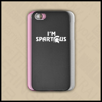 Free shipping protect case for iPhone 5s/5 TV series SPARTACUS theme with 3 colors