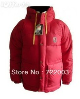 new 2014 goose down warm jacket men's breathable size S M L XL XXL