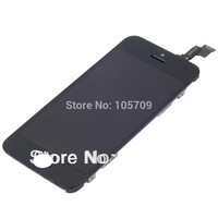 WHOSA Black Free shipping Touch Digitizer LCD Display Assembly fit for iphone 5C BA292