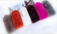 Female sub quality fur collar winter faux fur collar the son false collar false collar