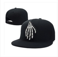 new fashion supreme hat + crystal quickly passing hip-hop BLACK _pattern -@01