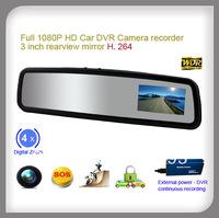 full hd 1080p car dvr camera with night vision G-sensor motion detection