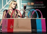 2014 women's handbag shoulder bag handbag beads lucence bread bridal bag Free shipping good quality