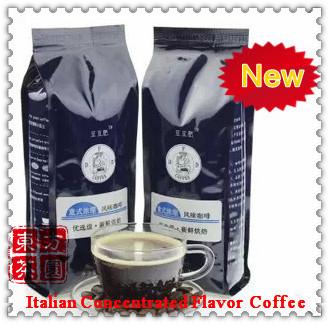 2bags=500g 100% hochwertige Optimierung italienischen kaffee frisch gerösteten organischen gekocht kaffeebohne abnehmen produkt versandkostenfrei