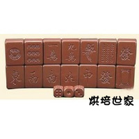 2218a sparrow a transparent material chocolate mould mahjong stereo plastic ice cube tray