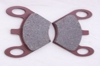 Front brake pad friction plateCfmoto atv four-wheel off-road motorcycle CF800 X8,part no. 9010-0808A0