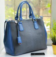 2014 women's fashion Leather Bag Shoulder Bag soft pu leather women handbag