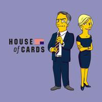 House of Cards  T-Shirt MEN&WOMEN
