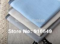 Free shipping, 43*43cm, 6pcs/lot, pure Cotton men Hanky/Handkerchief