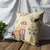 2014 Thick fabric pillow kaozhen cushion home decoration core